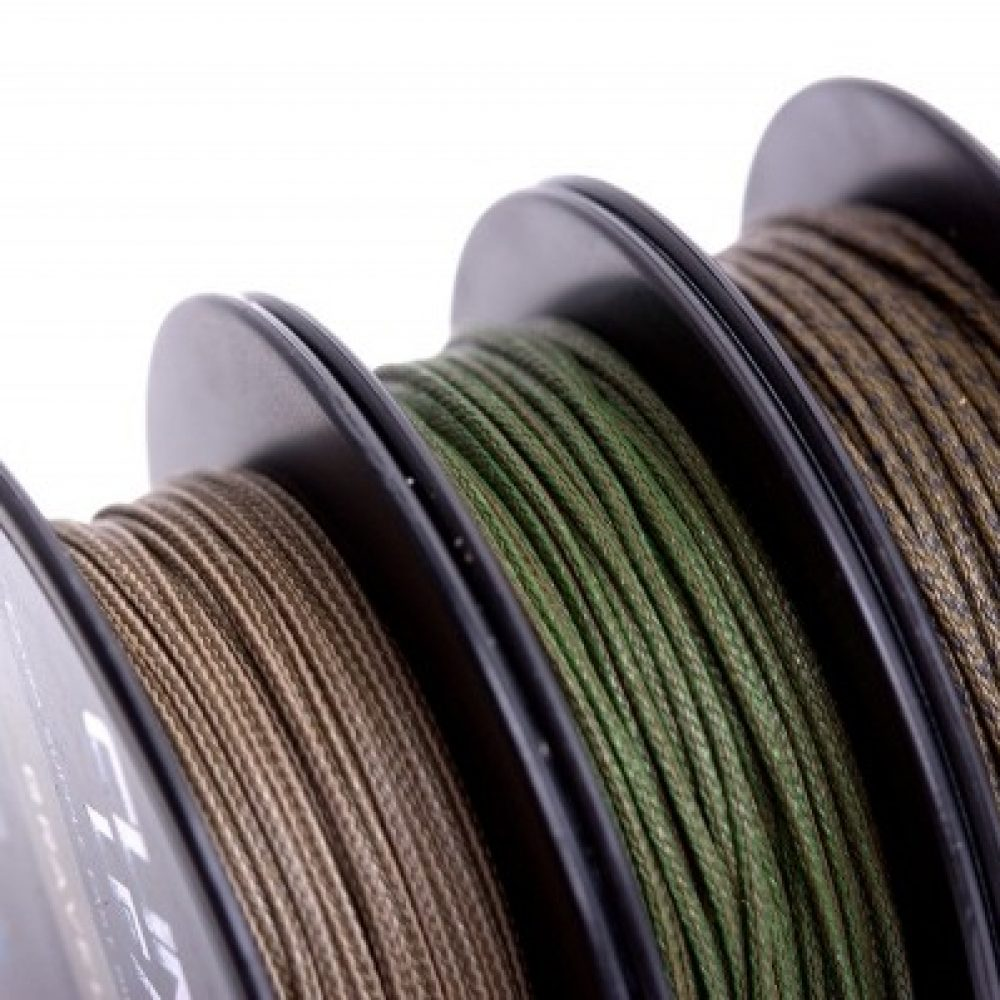 Nash Tackle NEW 65lb Cling On Lead Free Leader Material 7m Spool