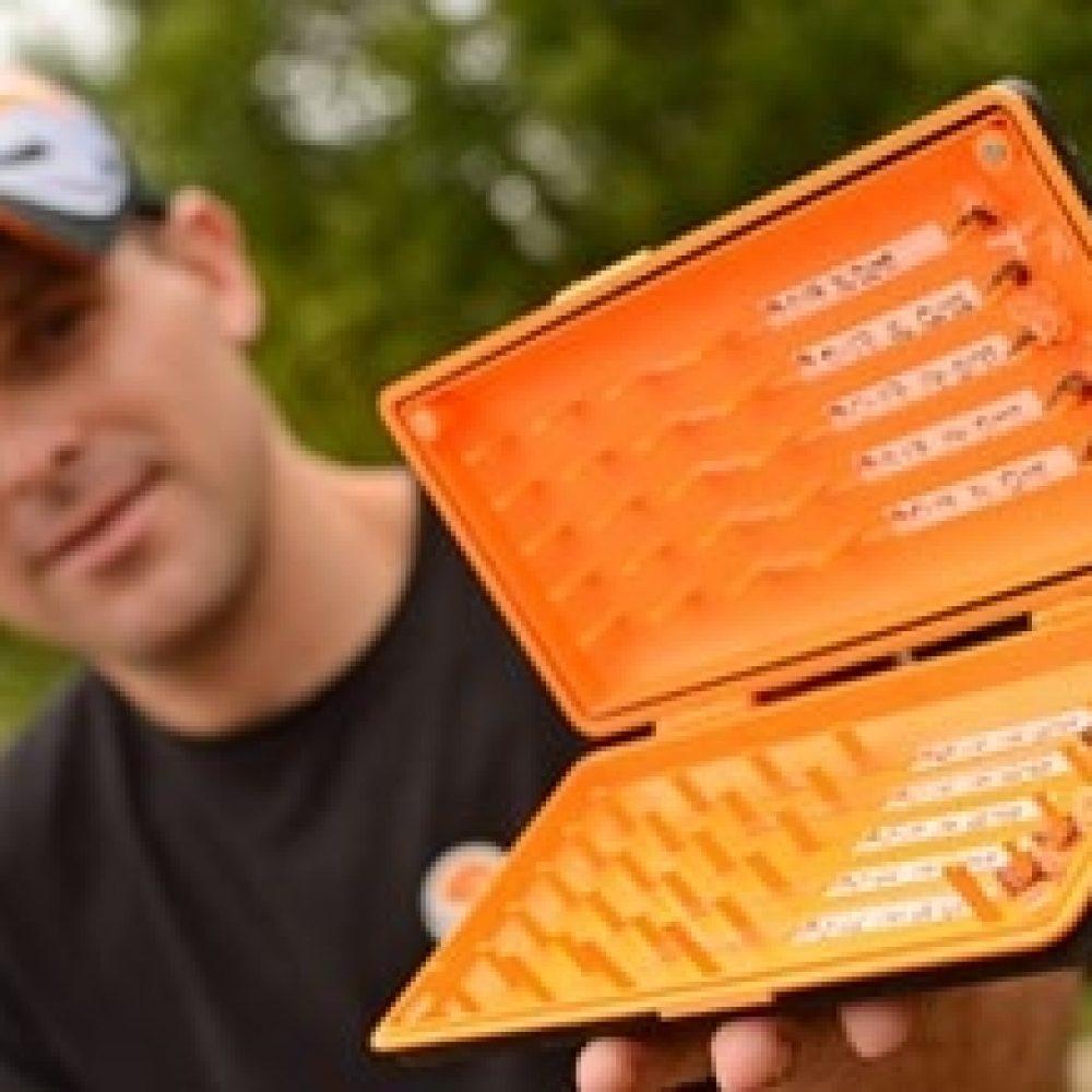 Guru Rig Case Small /& Large Match Coarse Feeder Pole Fishing