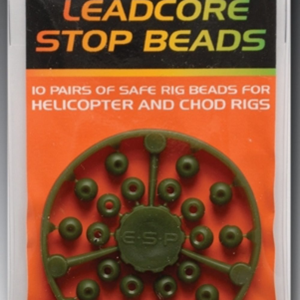 ESP CARP FISHING HELICOPTER RIG KIT WEEDY GREEN 10 PER PACK