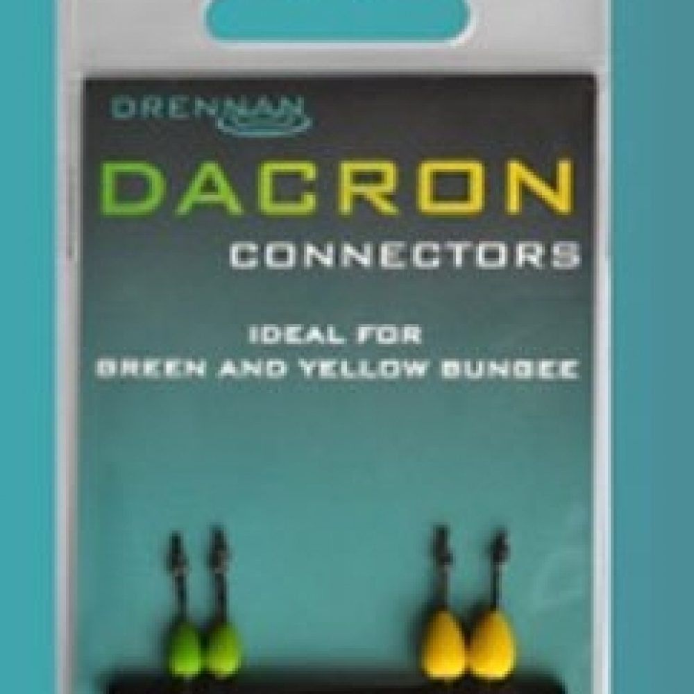Brand New Drennan Dacron Connectors All Sizes Available