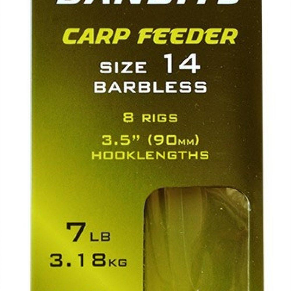 Drennan Carp Feeder Method Bandits Match Fishing NEW Coarse Fishing Hooks