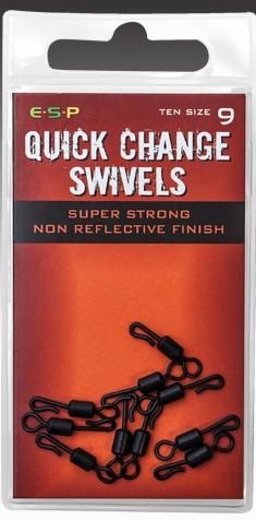 Various ESP Quick Change Links /& Swivels